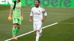 هدف راموس في إيبار جعله على بعد خطوة من رقم تاريخي بالدوري الإسباني