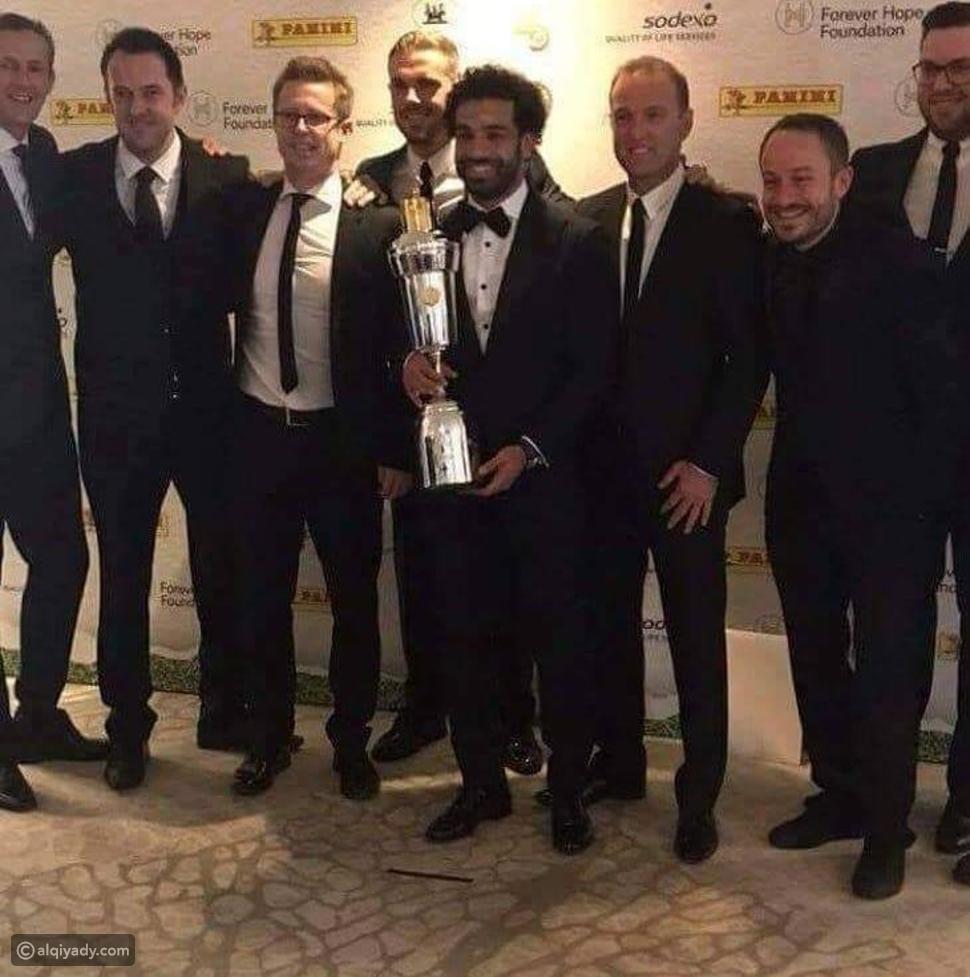 رسمياً.. محمد صلاح أفضل لاعب في الدوري الإنجليزي