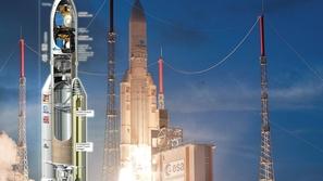 تفاصيل إطلاق أول قمر سعودي للاتصلات SGS1