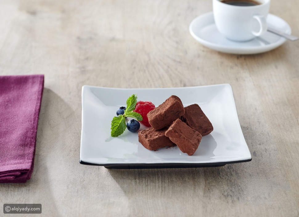 الصويا والمشروم والجبن: نكهات غريبة للشوكولاتة عليك تجربتها