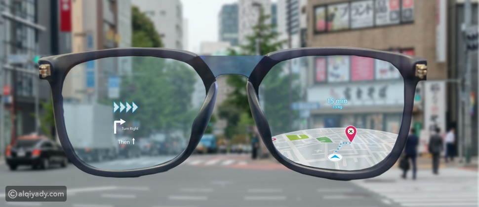 نظارات فيسبوك الذكية
