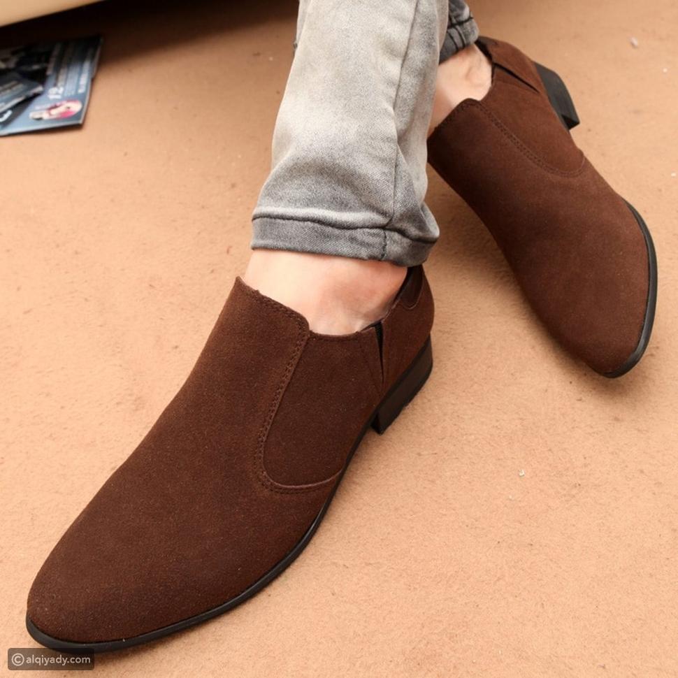 أحذية غير رسمية للرجال
