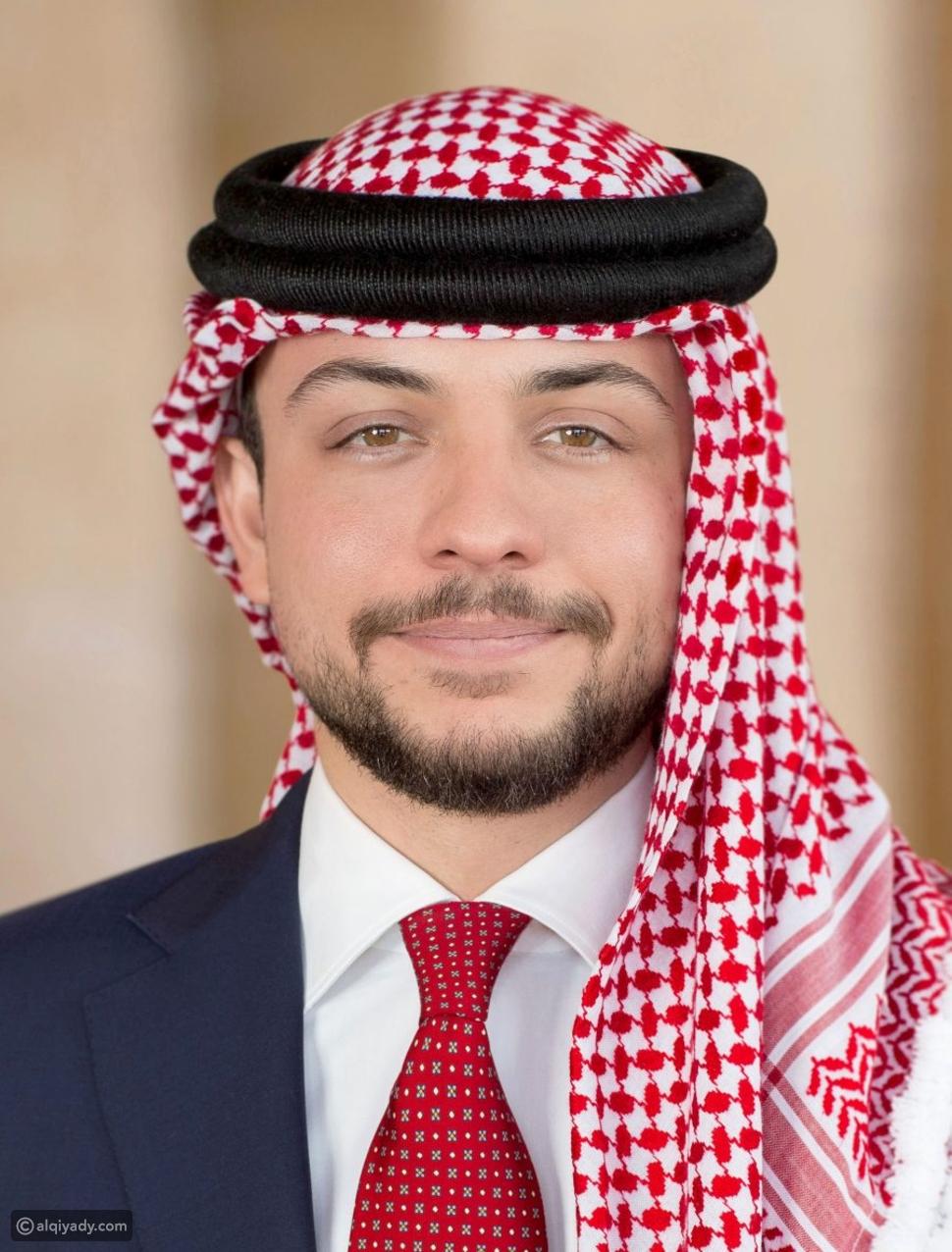 علم الأمير الحسين بن عبدالله الثاني ولماذا تم تصميمه بهذا الشكل؟