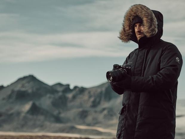 سترة شاكلتون الشتوية لا غنى عنها لمُحبي التصوير في الأجواء الباردة