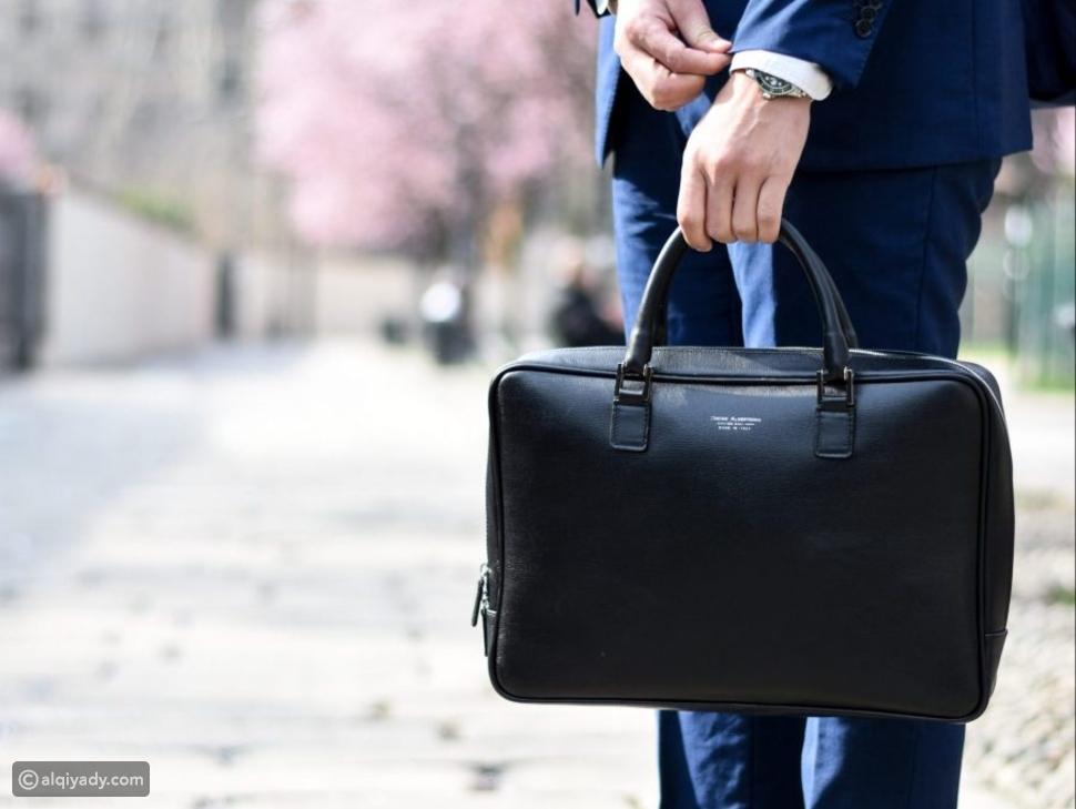حقائب الرجال