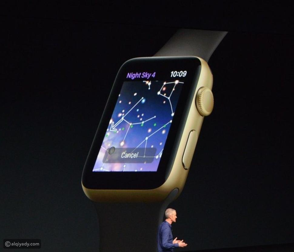 ساعة آبل الذكية الجديدة Apple Watch Series 2 .. نقلة حقيقية لساعات آبل