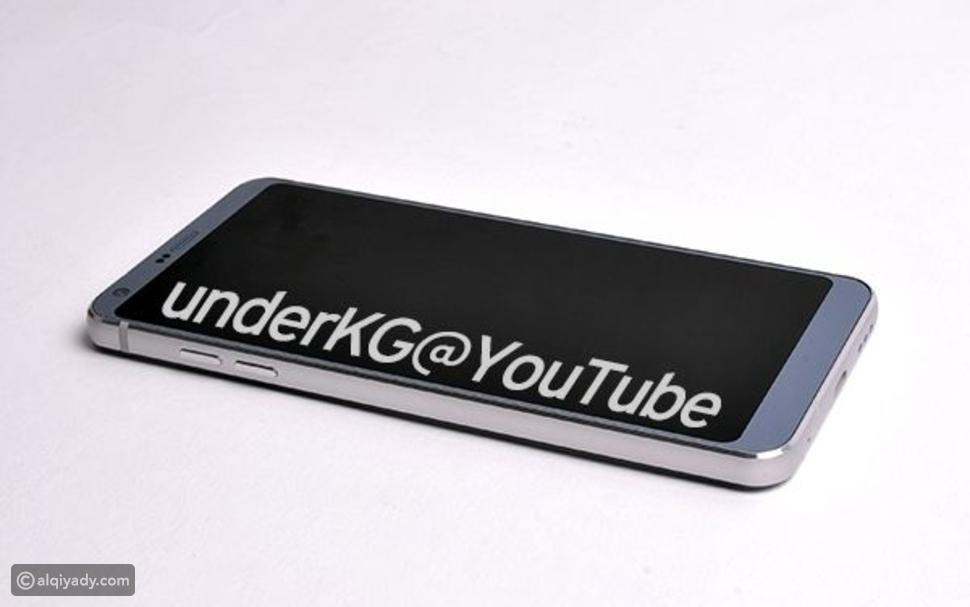 تسريبات هاتف إل جي LG G6