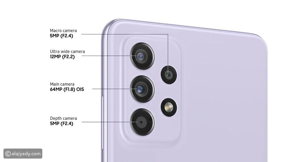 مواصفات Samsung a52 وأسعاره الرسمية