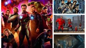 صور: أفلام تصدرت شباك التذاكر في 2018: بعضها حقق أرقامًا قياسية