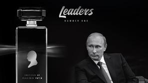 عطر جديد باسم الرئيس الروسي بوتن ..