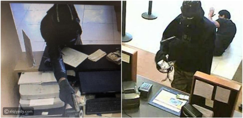عملية السطو المسلح على بنك في العاصمة الأردنية