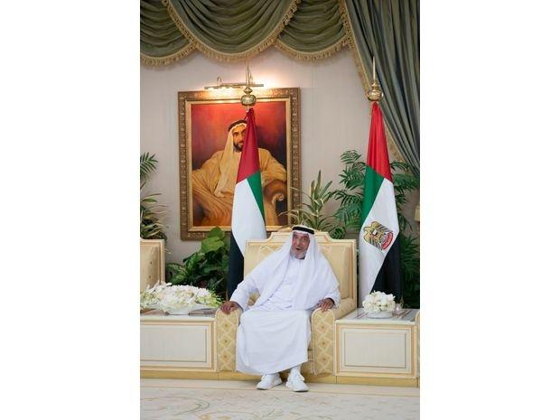 رئيس الإمارات يتلقى التهاني بمناسبة شهر رمضان 1