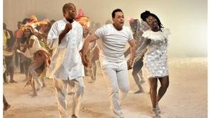 حكيم ومطربين عالميين يغنون في حفل افتتاح كأس أمم أفريقيا