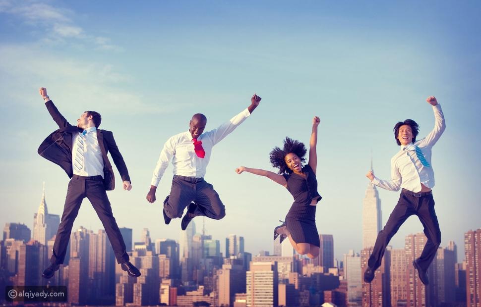 العثور على وظيفة: 5 نصائح لحياة مهنية سعيدة