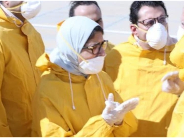 الصين تمنح مصر هذه الهدية لمواجهة فيروس كورونا