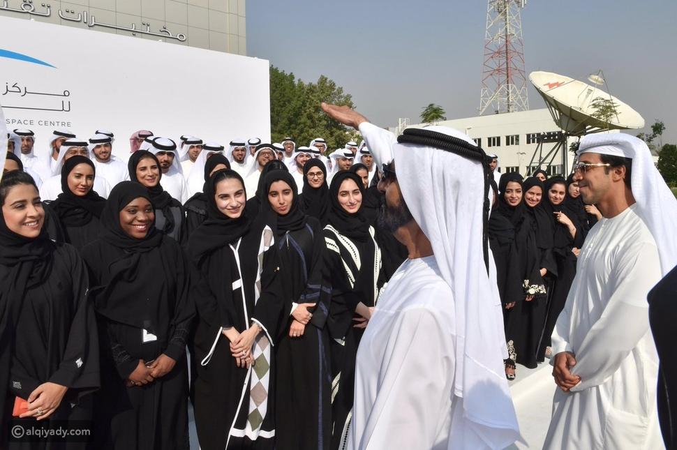 كأول دولة عربية.. الإمارات تضع قدميها على طريق استكشاف الفضاء