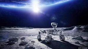 إقامة أول شبكة للهواتف المحمولة على سطح القمر العام المقبل