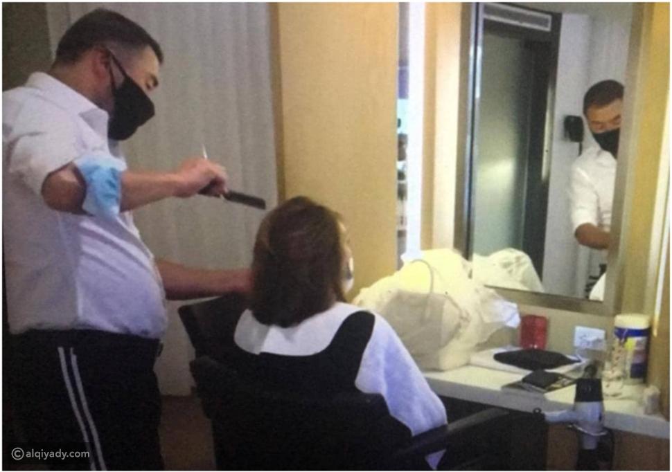 """""""تصفيف الشعر بـ1000دولار"""".. 1200بقائمة انتظار صالون أمريكي بسبب كورونا"""