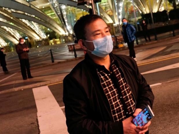 تطبيق صيني يُحذر المستخدمين من فيروس كورونا