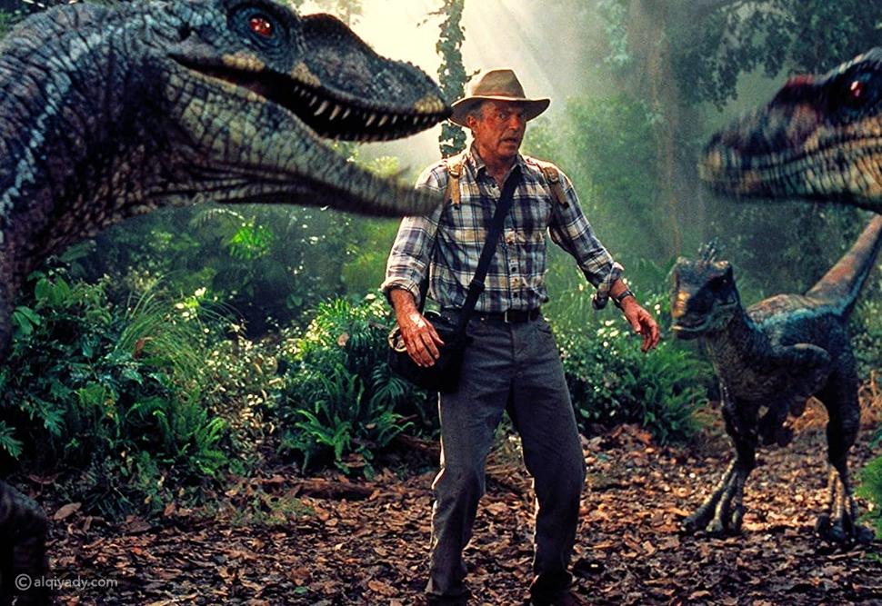 أفلام جيروسك بارك – Jurassic Park