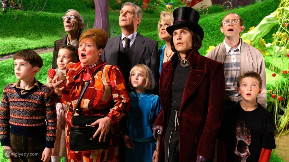 تشارلي أند شوكليت فاكتروي - Charlie and the Chocolate Factory