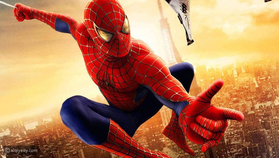 سلسلة أفلام سبايدر مان – Spider Man