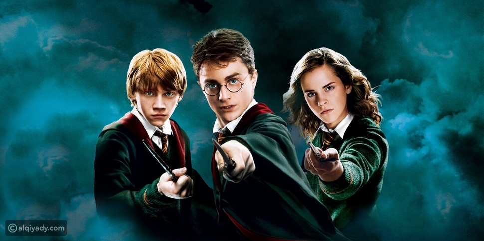 سلسلة أفلام هاري بوتر – Harry Potter