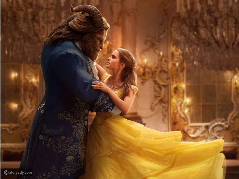 الجميلة والوحش – Beauty and The Beast