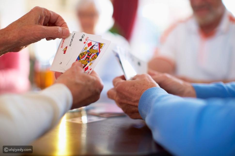 ذاكرة الرجل: طرق مدهشة للاحتفاظ بذاكرة حادة باستخدام ألعاب الدماغ