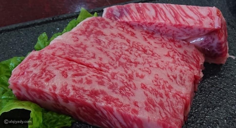 لحم الواغيو أغلى لحوم العالم: 200 دولار للوجبة الواحدة منه