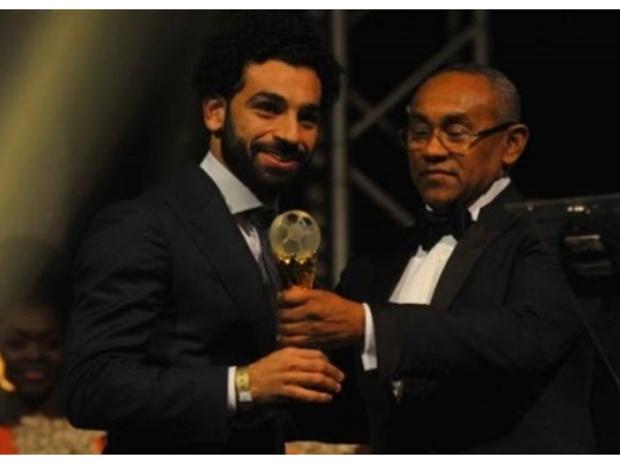 رسميًا.. محمد صلاح أفضل لاعب في أفريقيا للمرة الثانية على التوالي