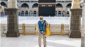 هذه هي الإجراءات الاحترازية لمنع وصول فيروس كورونا إلى المسجد الحرام