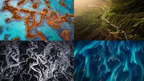 آيسلندا |صور جوية أشبه بلوحات فنية للطبيعة في Iceland
