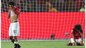 أول تعليق من محمد صلاح عقب خروج منتخب مصر من كأس أمم أفريقيا