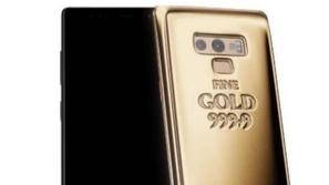 شركة روسية تطلق نسخة ذهبية من جالاكسي نوت 9.. تعرفوا على سعرها