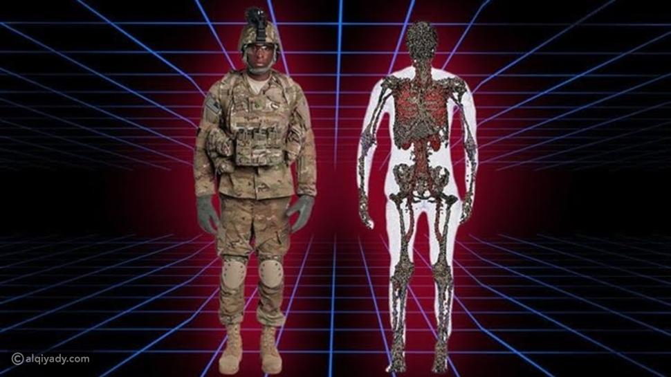 صورة.. أمريكا تسعى لتكوين جيش ثلاثي الأبعاد!
