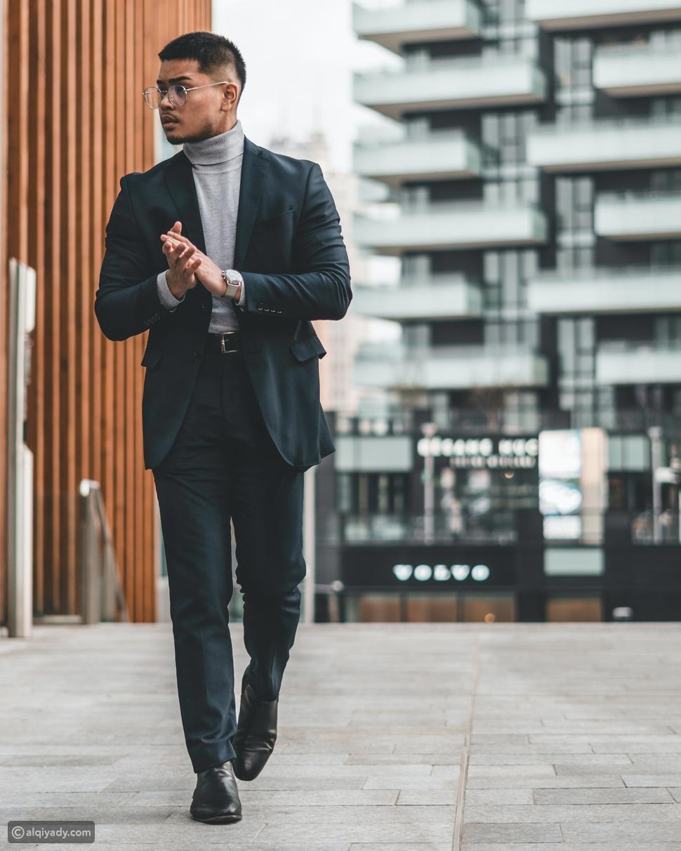 تنسيق الملابس للرجال: القواعد الأساسية للأناقة طوال الوقت