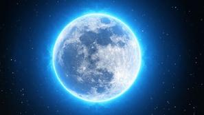 القمر الأزرق: ظاهرة فلكية نادرة يشهدها العالم لآخر مرة في هذا العقد