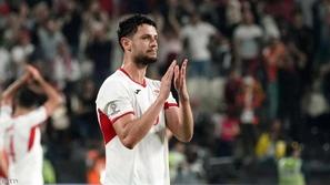 إيران تفرج عن اللاعب الأردني أنس بني ياسين