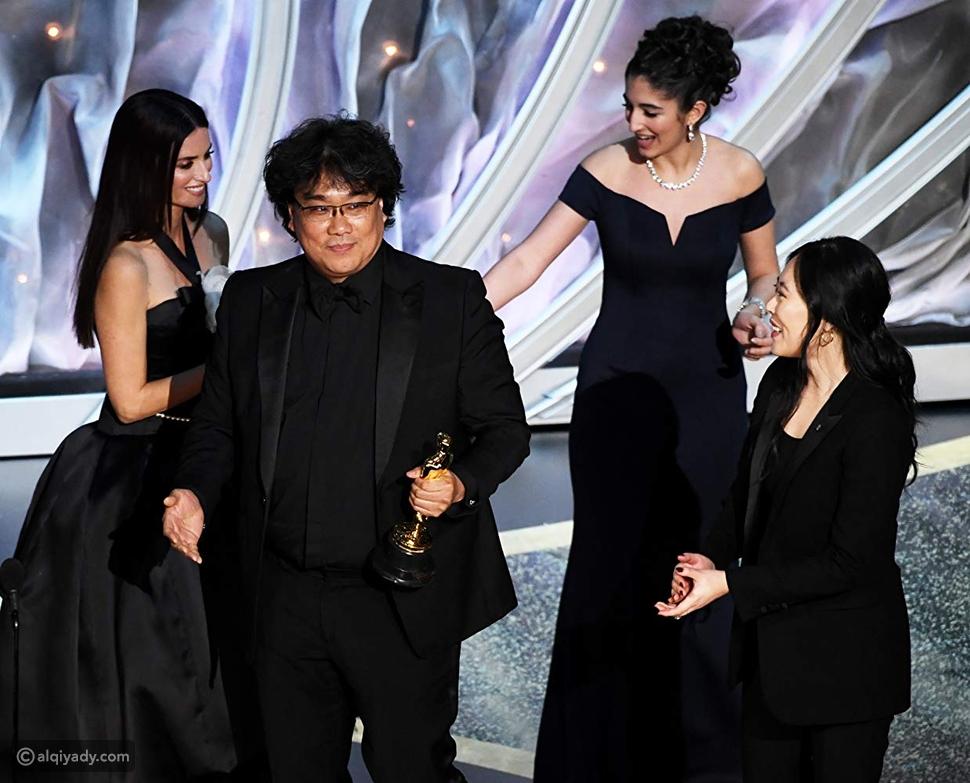 فيلم Parasite يحصد أهم جوائز أوسكار 2020