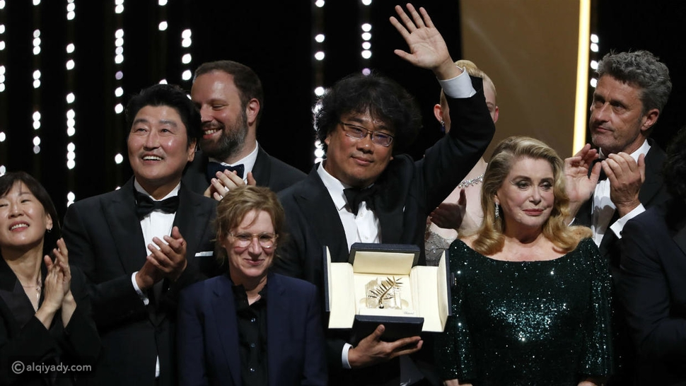 فيلم Parasite ينال السعفة الذهبية في مهرجان كان 2019