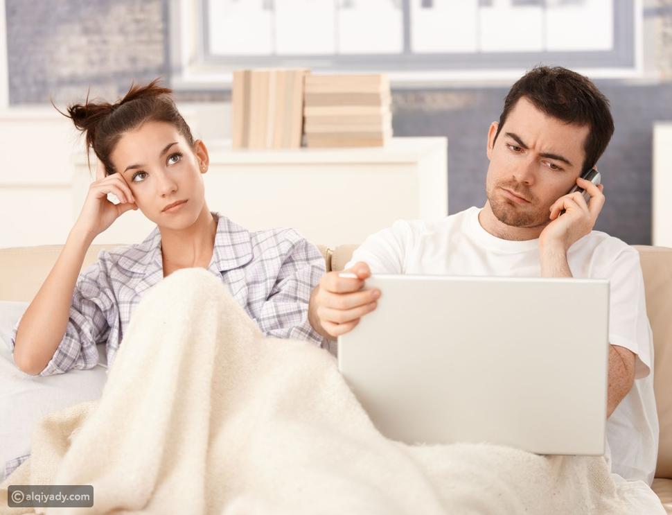 علامات تنهي الزواج