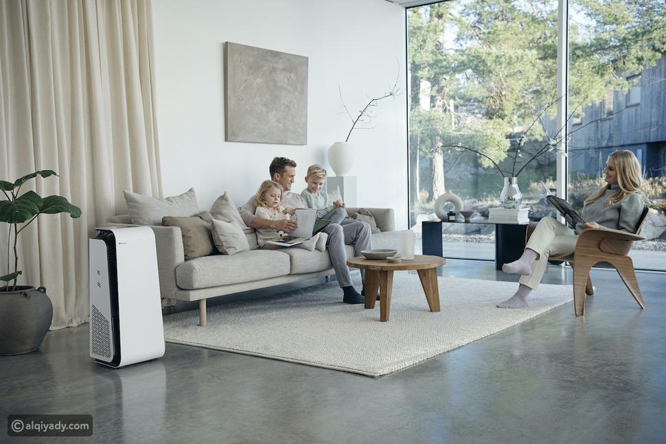 شركة Blueair تطرح جهاز تنقية الهواء الأكثر تطوراً
