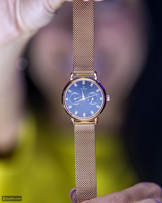 تيتان لصناعة الساعات تزيح الستار عن حملتها الجديدة ابتكر لحظاتك الخاصة