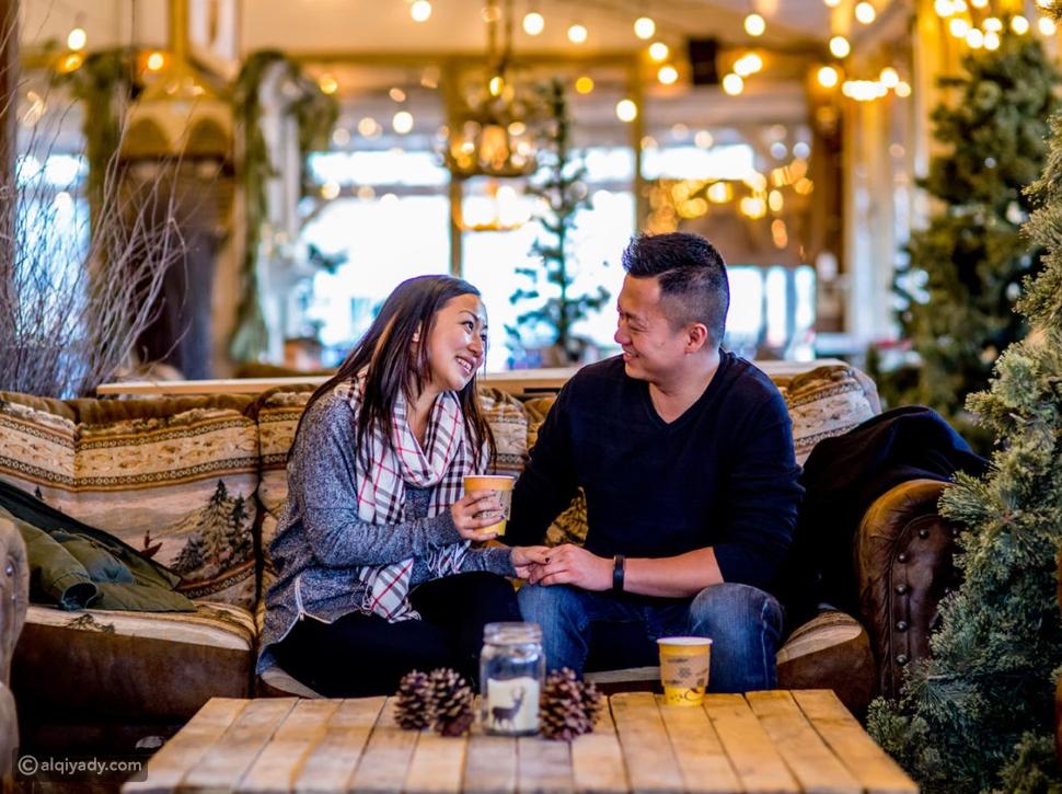 في ليالي الشتاء: أنشطة تزيد المحبة مع زوجتك