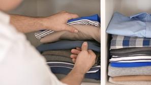 للرجال المبتدئين فقط: كيف ترتب خزانة ملابسك في رمضان