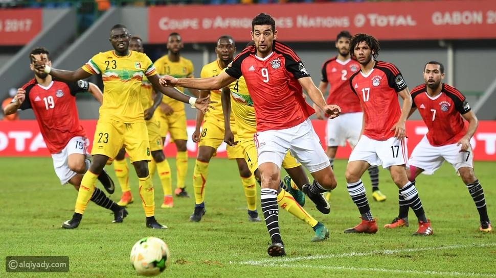 مصر الجابون 2017