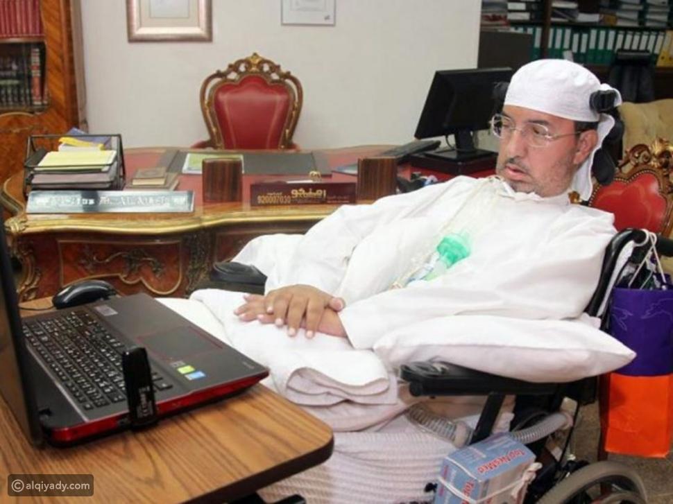 """وفاة رجل الأعمال السعودي سلطان العذل """"ستيفن هوكينج العرب"""""""