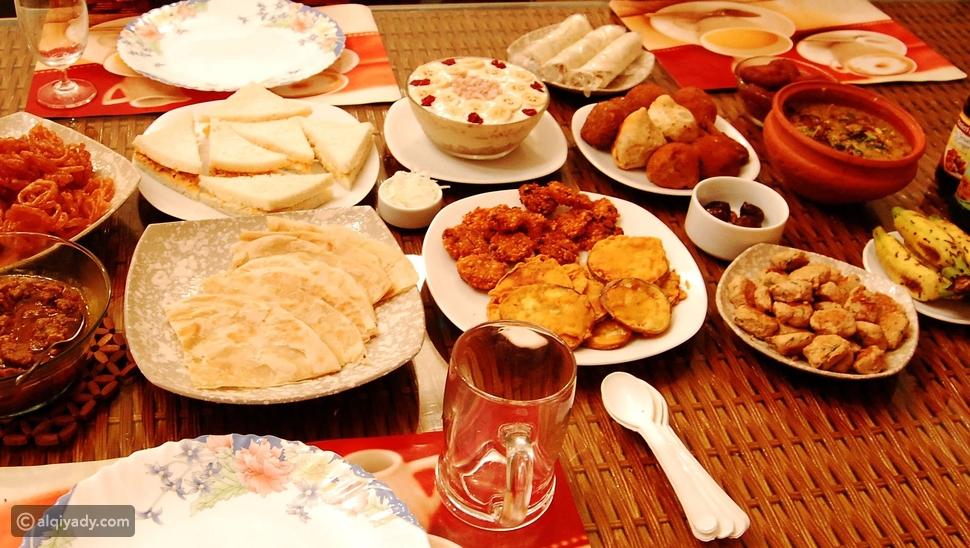 التغلب على اكتئاب ما بعد رمضان -النظام الغذائي