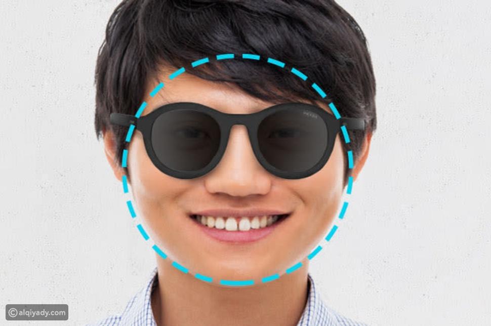 كيف تختار النظارة الصحيحة لوجهك؟